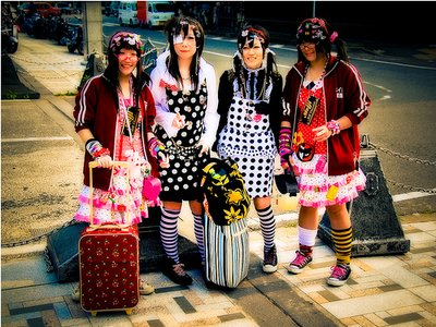 Japanese Street Fashion Pictures on History And Examples Of Japanese Street Fashion