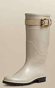 Burberry Studded Rainboot