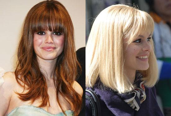 Fabulous Do You Like Rachel Bilson Better As A Brunette Or A Blonde Hairstyles For Men Maxibearus