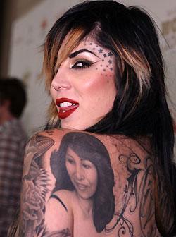 Tattoo Eyes