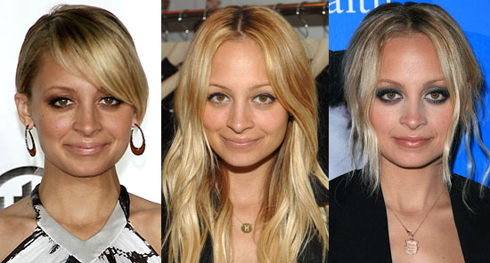 nicole richie eye makeup. Do you like Nicole best when