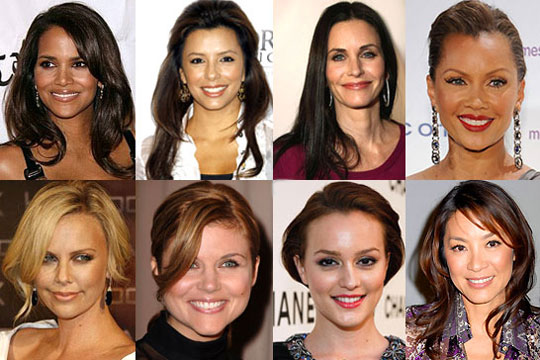 as former beauty pageant winners — it's not always who you'd expect!