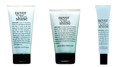 Philosophy Never Let Them See You Shine | cleanser, exfoliator, New Product Alert | BellaSugar - Beauty, Hair, & Skin.