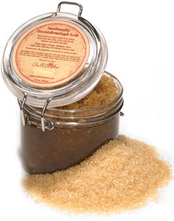 New Product Alert Carol s Daughter SweetHoneyDip ChocolateBrownSugah Scrub body scrub carol s daughter New Product Alert BellaSugar Beauty Hair Skin from bellasugar.com