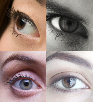 eyes Correct Makeup on Different Eye Shapes