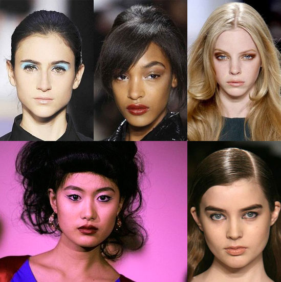 Fall 2008 Runway Makeup Trends