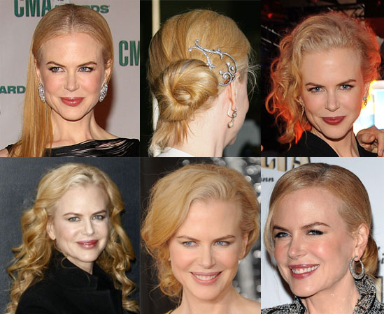 Nicole Kidman Hairstyle. Nicole