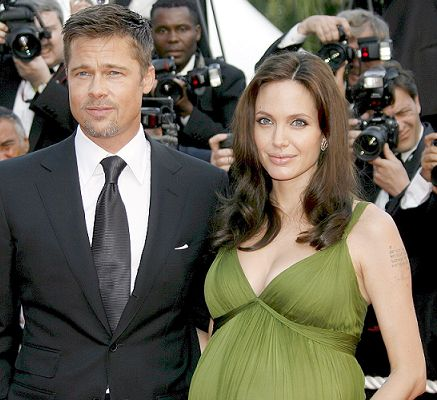 angelina jolie and brad pitt photo. angelina jolie and brad pitt