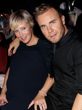 Gary Barlow Has Become A Dad For The Third Time Daisy Was Born Last Night Weight 8lb 10oz Congratulations To And His Wife Dawn