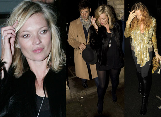 kate moss style photos. Kate Moss Party