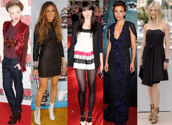 Natalie Portman fashion