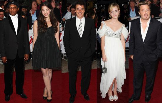 Emma Watson Little Black Dress. actors like Emma Watson,