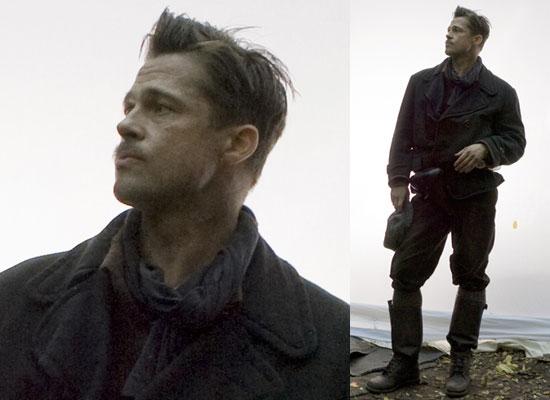 Brad Pitt Movie Bastards Brad Pitt Inglorious Bastards