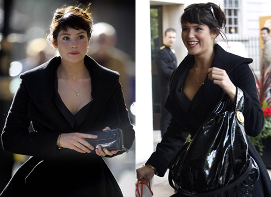 Gemma Arterton Bond. Gemma Arterton#39;s Too Smiley to