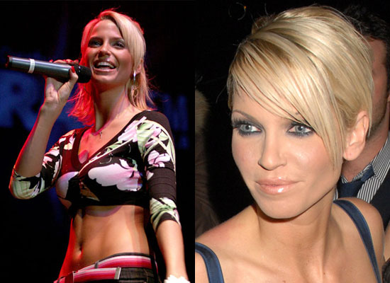 Miraculous Quiz On Girls Alouds Sarah Harding On Her 27Th Birthday Hairstyles For Women Draintrainus