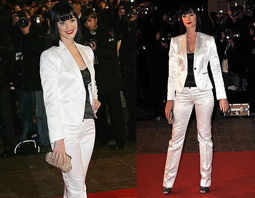 Bayanlar Beyaz Takım Elbise Modelleri