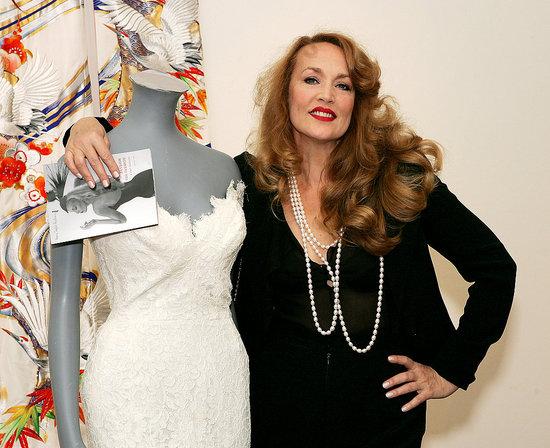 Jerry Hall fashion auction