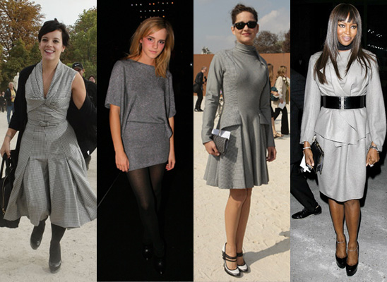grey as a neutral colour