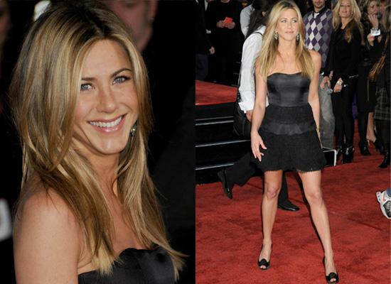 Short Black Dress Red Carpet