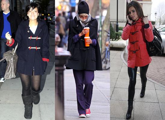 Trend Alert: Duffle Coat | POPSUGAR Fashion UK