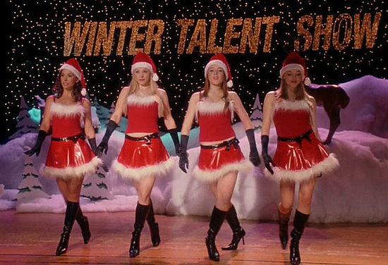 Mean Girls Christmas Outfit Popsugar Fashion