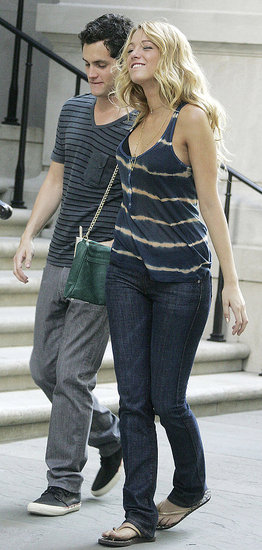 in Gossip Girl, and Blake Lively's down time style, is pretty cool too.
