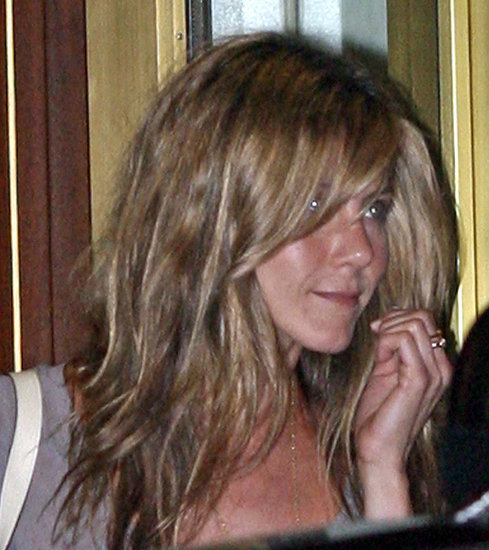 Jennifer Aniston Rocks New Bangs in Allure, Reveals Her Body's Problem Area