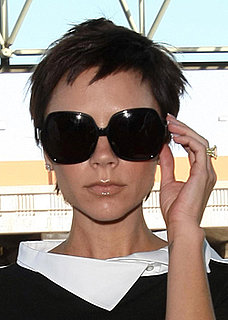 Hepburn at LAX Airport with New Pixie Crop Hairstyle. Love or Hate