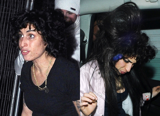 Perm: Which Amy Winehouse Hairstyle Do You Prefer?