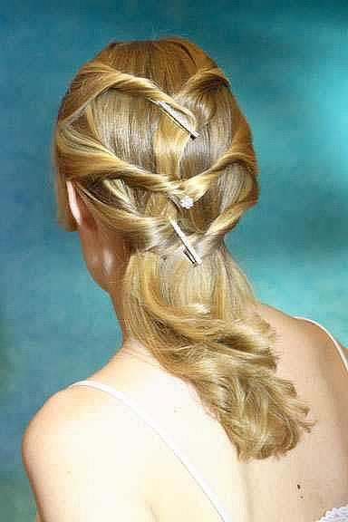 2009 Long Hair Trends - Formal Hairstyles