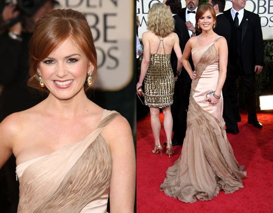 isla fisher golden globes