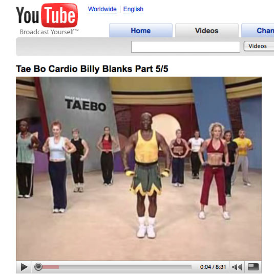 Billy Blanks' Tae-Bo - Get Celebrity Fit - Sculpt - amazon.com