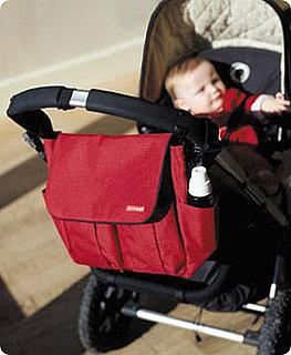 lil mark your favorite diaper bags popsugar moms. Black Bedroom Furniture Sets. Home Design Ideas