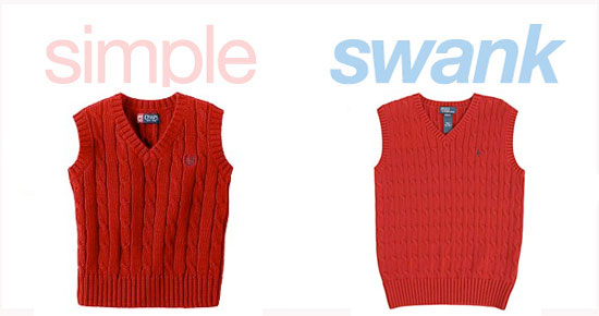 Boys Red Sweater 25