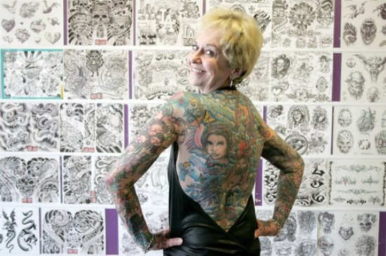 Tattoos Heal Mental Depression - Tattoo blog