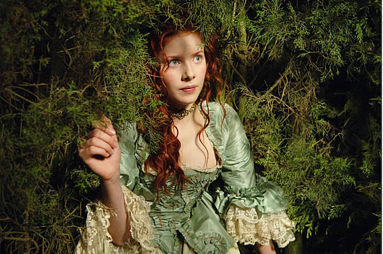 Sibyl vane performed by Rachel Hurd-Wood and I think she is perfect.