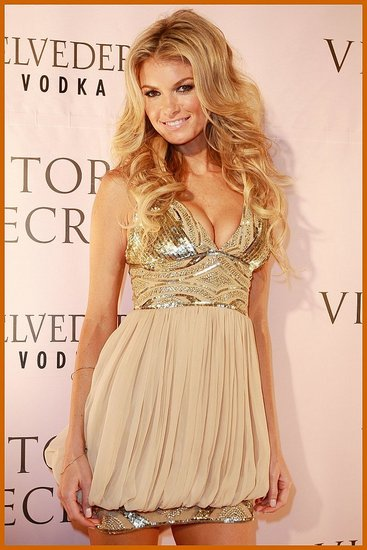 American supermodel Marisa Miller tops Maxim's Hot 100 list for 2008 also