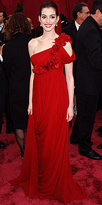 Anne Hathaway Oscars 2008