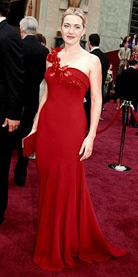 Kate Winslet Oscars 2002