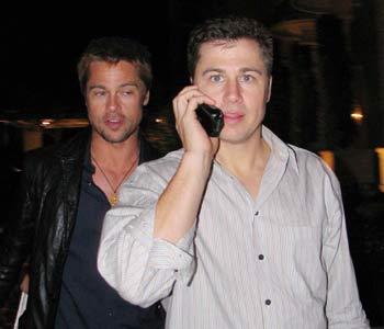 Brad and Doug Pitt