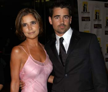 Colin and Claudine Farrell