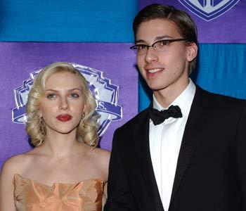 Scarlett and Hunter Johannson
