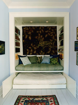 Before And After A Cozy Nook Popsugar Home