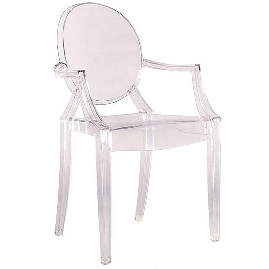 ghost chair philippe starck