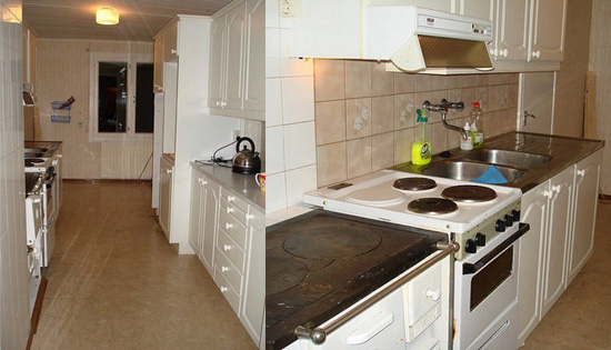 Before and After: Twinkle's Modern Kitchen Renovation