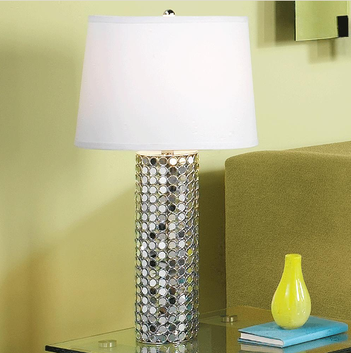 Steal of the Day: Chiasso Glam Table Lamp | CasaSugar - Home & Garden. :  lamp glam