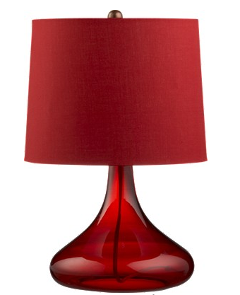Nice and New: Crate & Barrel Bing Table Lamp | CasaSugar - Home & Garden. :  lamp barrel crate