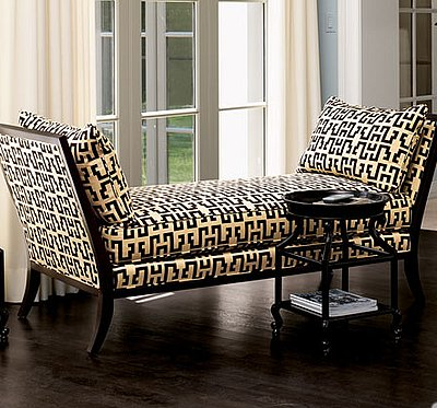 Chaise lounge popsugar home for Bay window chaise lounge