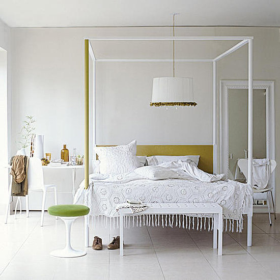 Ideas To Arrange Ikea Malma Mirror ~ ve long loved the Ikea Hemnes Four Poster Bed , and while I love the