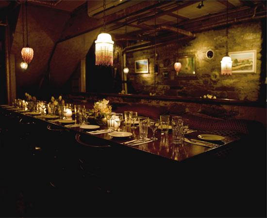 Muse Restaurant Nyc